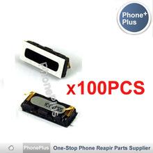 100PCS Earpiece Speaker Receiver Earphone Replacement Part For HTCAmaze 4G X715E G22 OneXS720e G23 One V T320e G24 Free Shipping