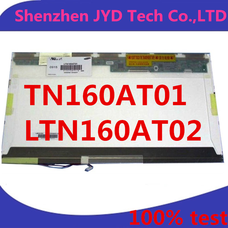 LTN160AT02 LTN160AT01 LCD For ACER Aspire 6930G 6930 6920 6935 6935G HP CQ60 For Asus X61S Toshiba AX/53HPK Laptop LCD SCREEN(China (Mainland))