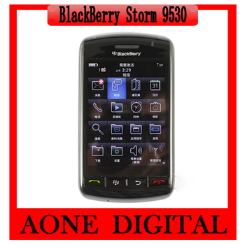 Original Refurbished Blackberry Storm 9530 Touch Screen 3Mp GPS Mobile Phone