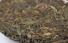 1989 Year Old Puerh Tea cake blue lable raw Pu er Tea shu puer tea cake