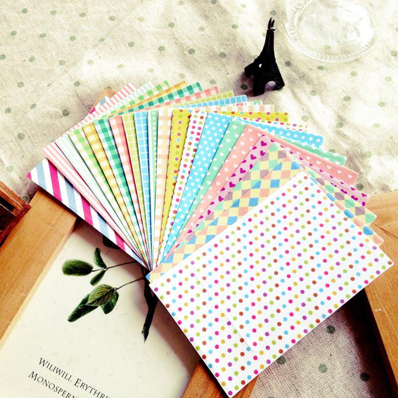 20 sheets pack Korean Style Cute Notebook Mini Paper Stickers DIY Photo Frame Film Skin 5
