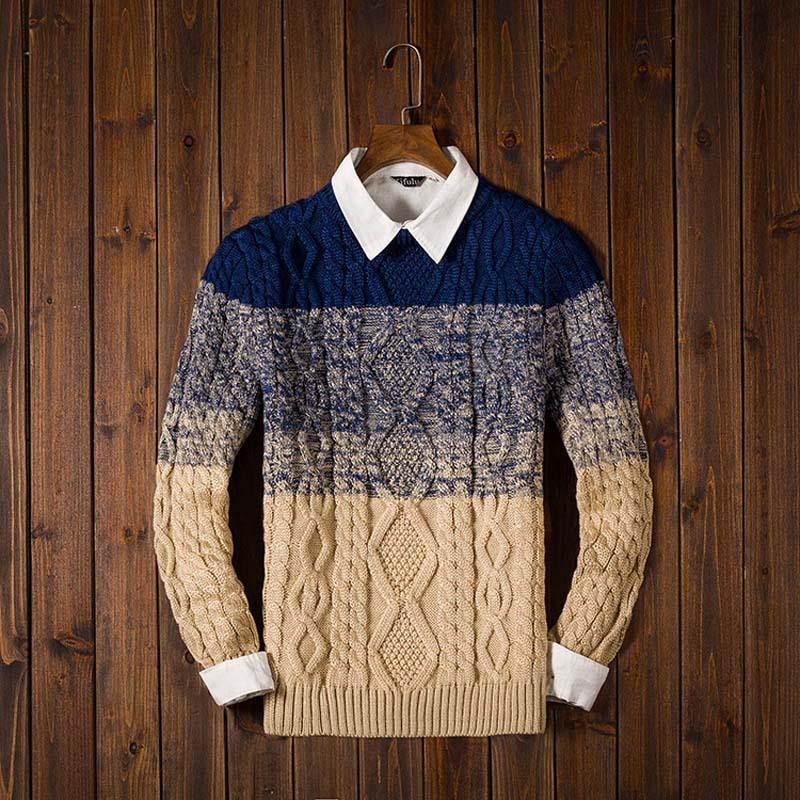 Мужской Пуловер Оригинальный С Доставкой