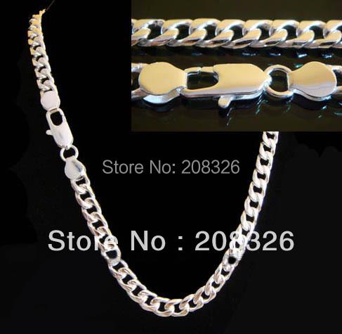 Колье-цепь Silver Angel TN57