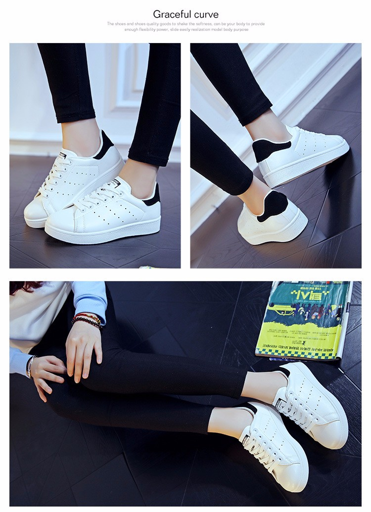 Women Casual Shoes 2016 New Fashion Comfortable Woman Shoes Classic Cut-outs Flat Shoes Breathable Wild Women Flats ST414