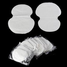 2pcs/lot Underarm Sweat Pads Shield Guard Absorbing Absorbent Disposable Armpit Sweat Pad Anti Perspiration Odour Sheet Clothing(China (Mainland))