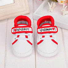 Baby Infant Kid Boy Girl Soft Sole Canvas Sneaker Toddler Newborn Shoes 0 18 M