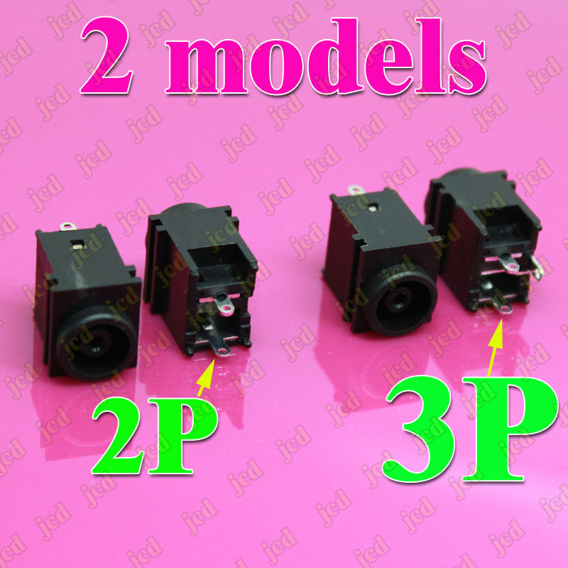 2P 3P AC DC Power Jack Connector Plug Socket for SONY Vaio VGN-FZ VGN-NR VGN-FW PCG VGN-NR ...(China (Mainland))