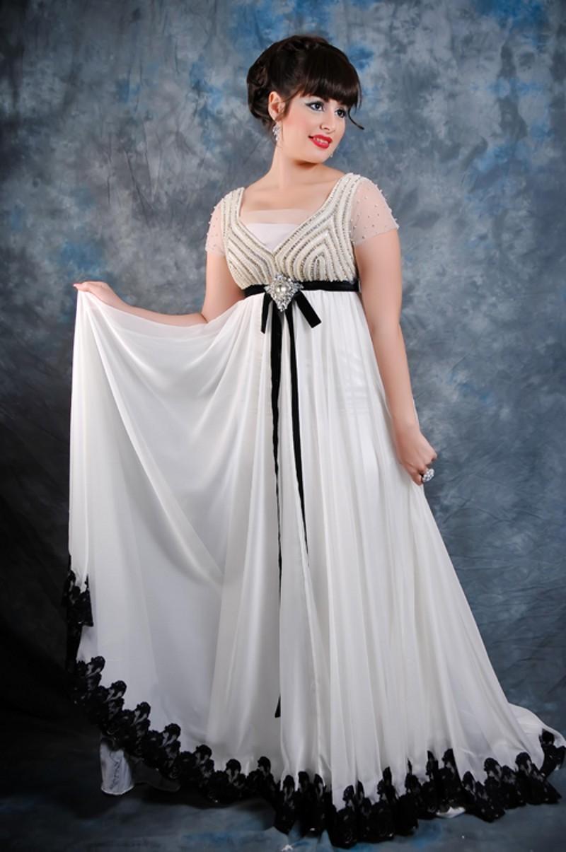 Sexy V Neck Appliqued Beaded Arabic Dubai Abaya Kaftan Long Evening Dresses 2013 Women With Short Sleeves and Sashes(China (Mainland))