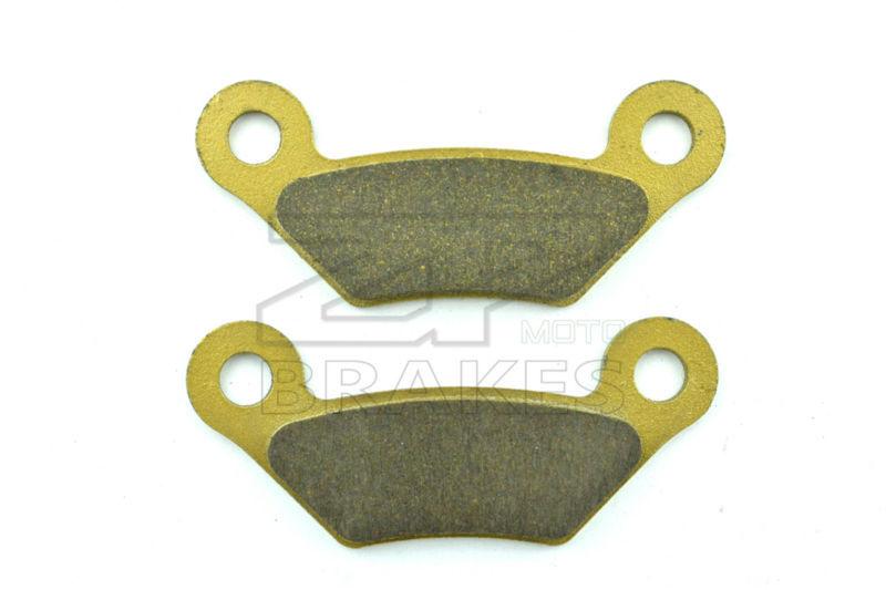 Motorcycle Parts Brake Pads Organic Fits JCB (UTILITY VEHICLES) Groundhog 1000 D (4x4) 2008-2009 Front & Rear BRAKING(China (Mainland))