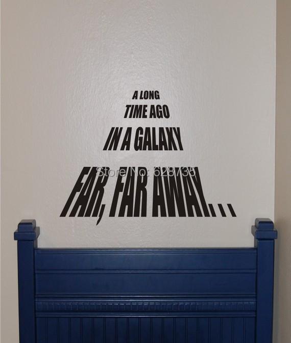 Звездные войны наклейки виниловые стены Термоаппликации,