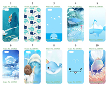 Buy Mobile Phone Case Wholesale 10pcs/lot Whale Design White Hard Back Case IPHONE 5C Cases for $14.40 in AliExpress store