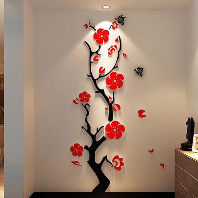 3d for Decoration murale arbre de vie