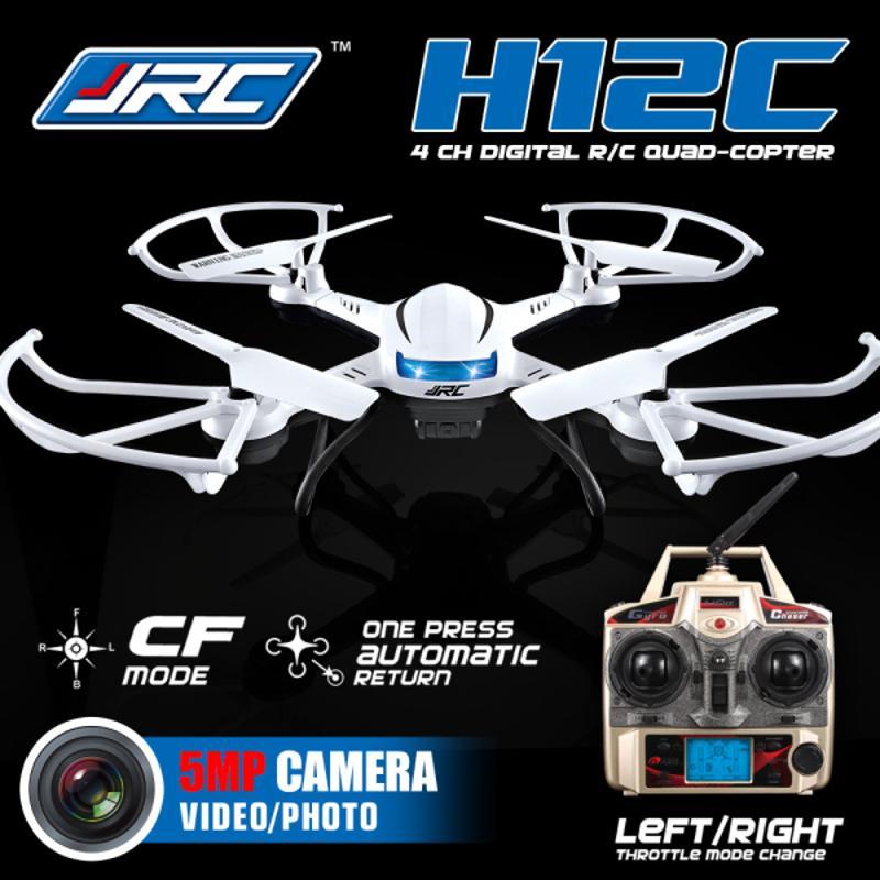 JJRC H12C RC Quadrocopter White 5MP Camera RC Toys H12C Headless Mode 4CH 6 AXIS GYRO One Key Return RC Quadcopter<br><br>Aliexpress