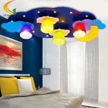 Lovely ceiling child lighting mushroom child light bedroom decoration lighting child real light cartoon lamp baby lamp(China (Mainland))