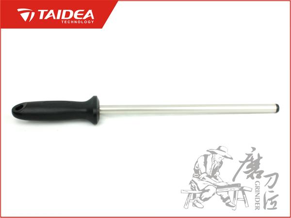 """Diamond knife sharpener steel TAIDEA kitchen knife sharpener 12"""" sharpening 600# Grit knife sharpener(China (Mainland))"""