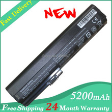 Battery HP 2560P 2570P 632421-001 HSTNN-UB2L QK644AA SX06 SX06XL 6 Cells - Laptop batteries factory Direct r store