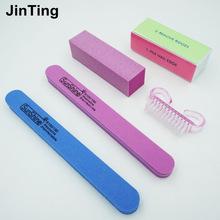 5 Pcs/set Nail Art Buffer File Block Pedicure Manicure Buffing Sanding Polish Makeup Beauty Tools(China (Mainland))