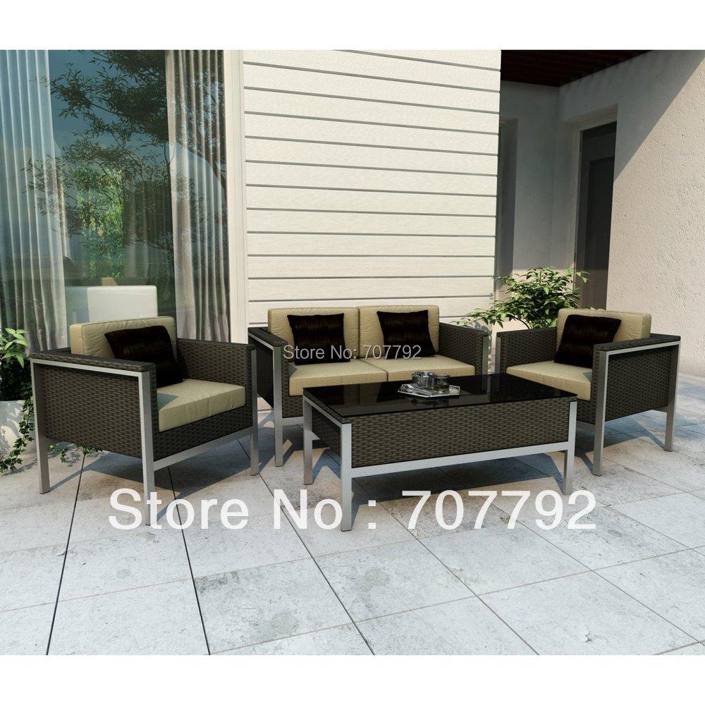 buy outdoor patio furniture sofa set new