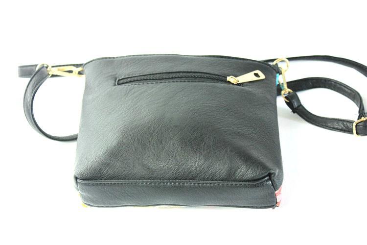 Печать сумки женщин новый женщины сумки европейский стиль девушки сумочка леди кроссбоди мешок