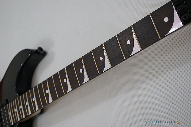 Guitar Dave Mustaine Shark Fin II Frets Inlay Decal sticker GIW-072 Guitar Parts(China (Mainland))