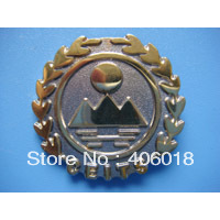 New fashion zinc alloy badge --- DH4156(China (Mainland))