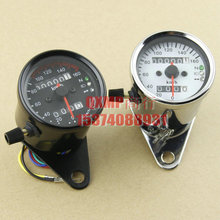 For Honda Steed 400 600 Steed 400 VT600 Vintage Motorcycle Speedometer Odometer Gauge Miles Speed meter Free Shipping