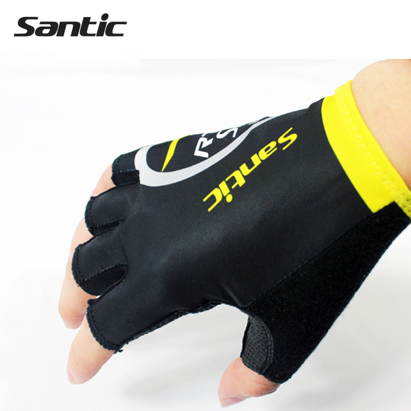 SANTIC Men Cycling Gloves Half Finger Summer Motorcycle Bike Gloves Breathable Sport Bicycle Tactical Gloves Guantes Moto Verano(China (Mainland))