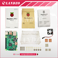 C Raspberry Pi 3 starter kit raspberry pi 3 model b with wifi blue and raspberry