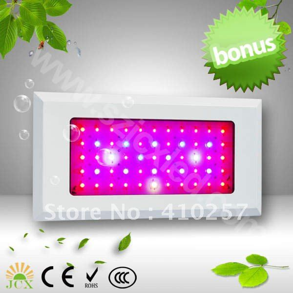 2012 best seller Led grow lights full spectrum 3w 120W(55* 3W),High quality,3years warranty,Dropshipping