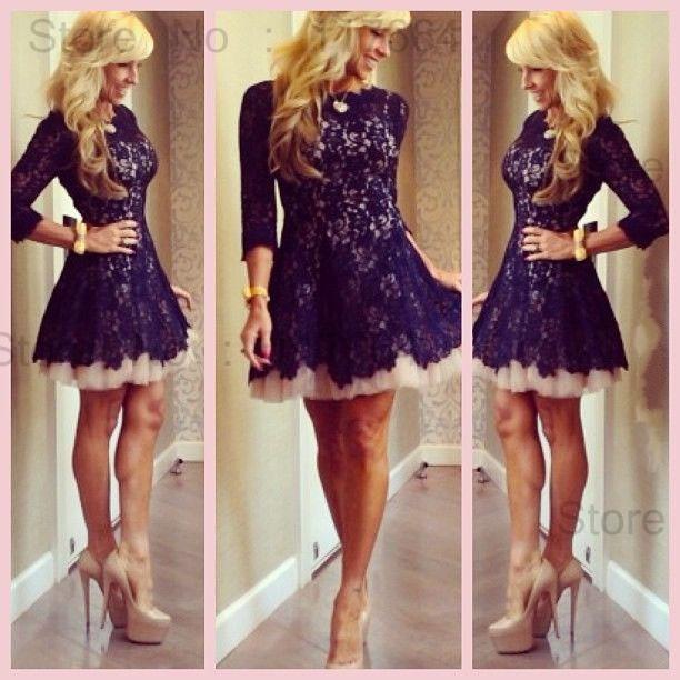 wholesale long sleeve dress
