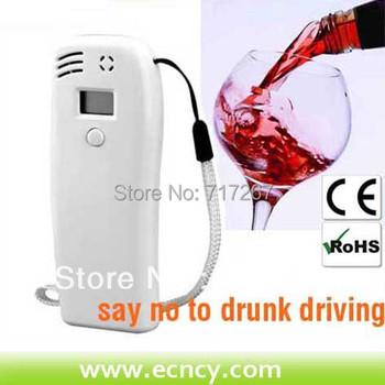 Portable Car Gadget Digital Alcohol Tester Breathalyzer Dropshipping