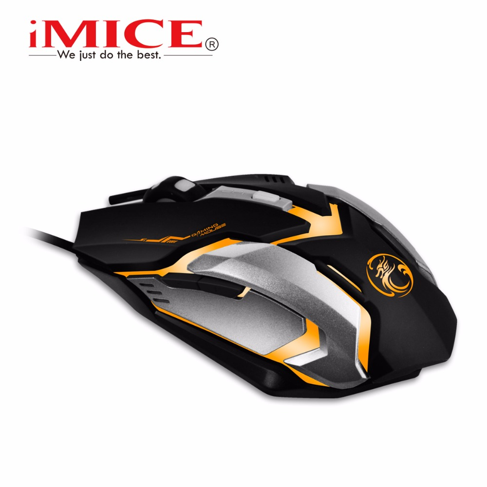 Professional Wired Gaming Mouse V6 5000 DPI LED Optical USB Wired Computer Mouse Mice Cable Mouse High Quality(China (Mainland))