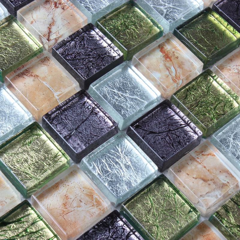 Compare prices on mirror tile backsplash online shopping - Mirror mosaic tile backsplash ...