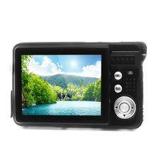 2.7″ TFT LCD 8x Zoom Lithiu Battery go pro JPEG AVI Sd Card Mini Digital Camera Compact Non-touch 1280×720 HD Digital Camera