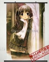 Home Decor Japanese Anime Wall poster Scroll White Album 2 Anime Cosplay Art