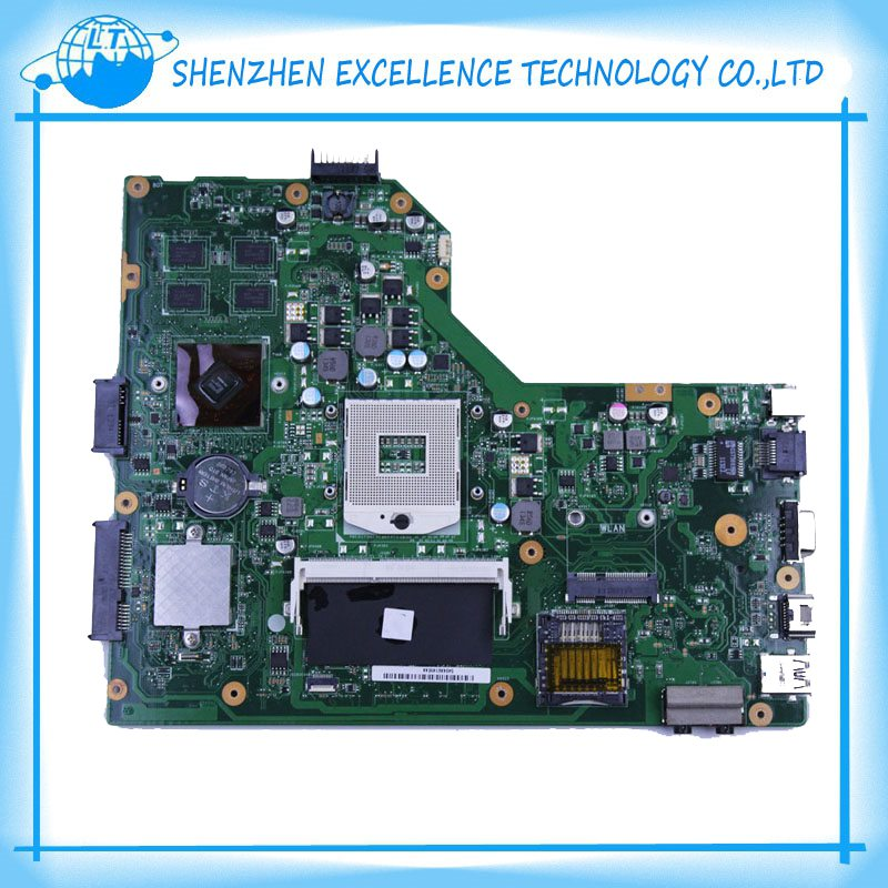 For ASUS K54LY X54HR K54HR X54H laptop motherboard Mainboard HM65 tested good and work perfect<br><br>Aliexpress