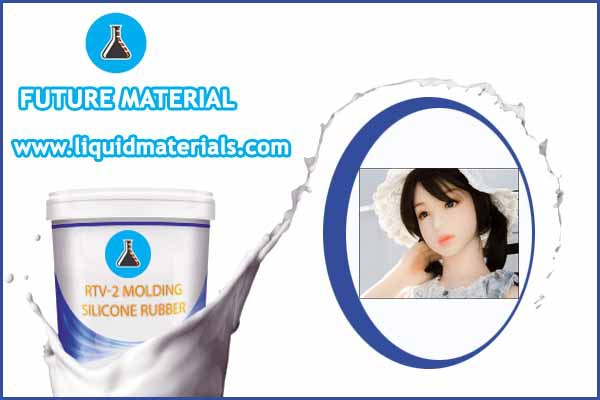 1kg platinum cured liquid Life casting Silicone Rubber for Sexy Dolls Making(China (Mainland))