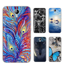 Buy Homtom HT3 Pro Case Luxury Cartoon Back Print TPU Case Homtom HT3 HT 3 Pro Case Silicon 5 inch Phone Protective Back Cover for $2.89 in AliExpress store