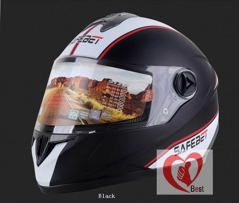 Adult men/women spring/winter warm free size motorcycle and Electric car protective gears ABS full face helmet Free Shipping(China (Mainland))