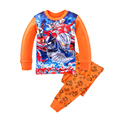 Easter Spring Boys Clothing Sets Ultraman Boy Clothes Long Sleeve T Shirt Pants Sport Suit Pajamas