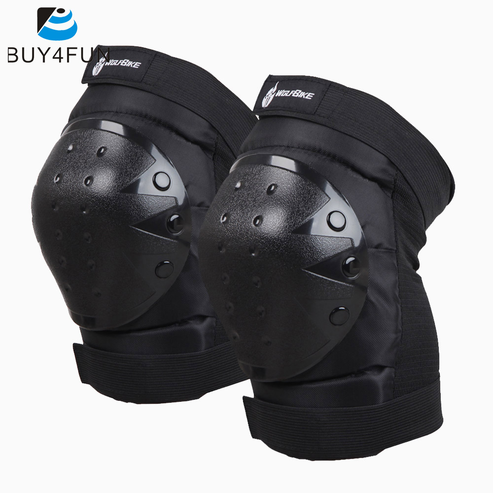 2Pcs Sports Safety Knee Pads Extreme Sports PVC Kneepads Football Cycling Knees Protector Cover Protector(China (Mainland))