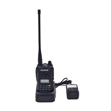 Portable Radio Baofeng BF-V85 Mini Handheld Pocket Interphone Transceiver FM Radio Walkie Talkie 400-480MHz 5W 125CH Black