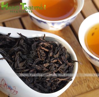 [HT!] Flower,fruit flavor 250g Superfine grade Chinese Da Hong Pao Big Red Robe Oolong cha organic dahongpao Wuyi Cliff Rock tea