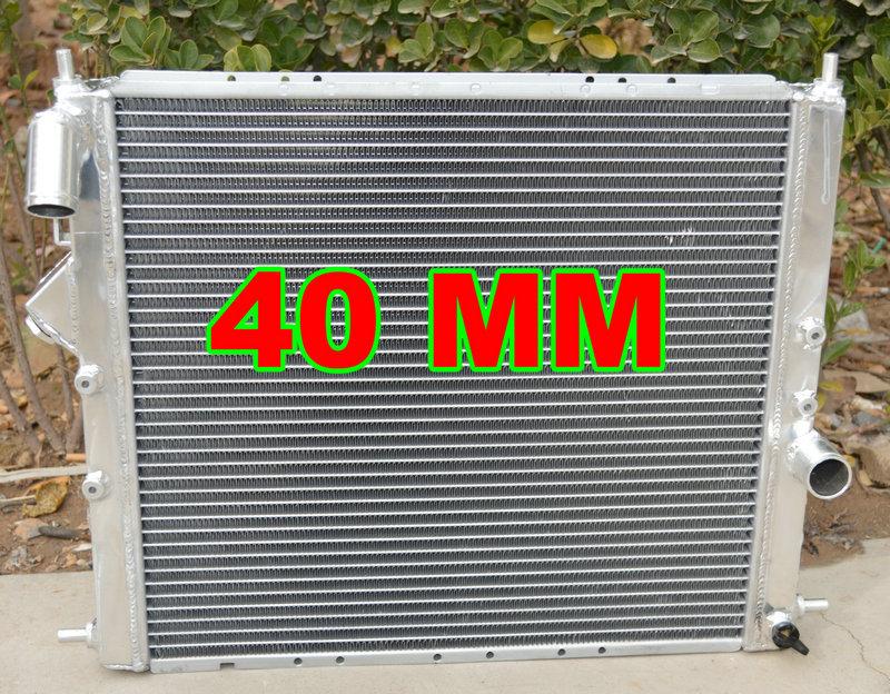 radiator aluminium FOR Renault Clio 16S/Williams MT 1.8L/2.0L 16V F7R engine 93-96 94 95 1993 1994 1995 1996(China (Mainland))