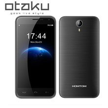 Original HOMTOM HT3 Pro  MTK6735 1.3GHz Quad Core 5.0″ HD Screen 2GB/16GB Dual Sim Mobile Phone Android 5.1 4G LTE Smartphone