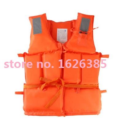 100KG good quality oxford cloth water life jacket buoy life vest floatation jacket swimming foam ring bath Scrubber, Sponges(China (Mainland))