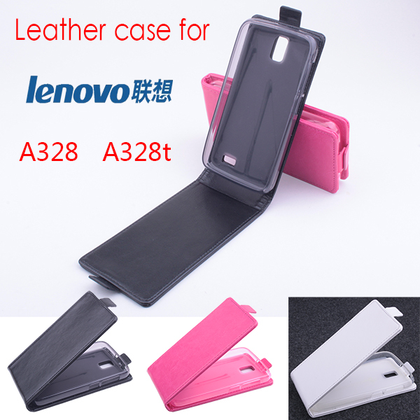 BW New Original Lenovo A328 A328T Leather Case Flip Cover 328 T Phone - Colourful case store