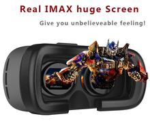 Head Mount Plastic VR BOX VR Virtual Reality Glasses rift Google Cardboard for 3 5 6