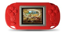 2.6 Inch Portable Game Console Handheld for children With built-in Games hot selling 30PCS/LOT DHL Free shipping