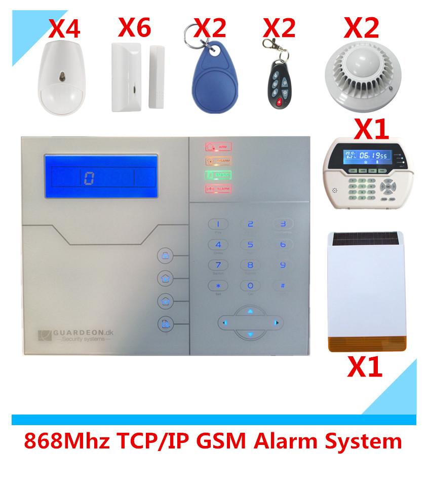 Buy 2016 new tcp ip burglar gsm alarm for Buy house alarm system
